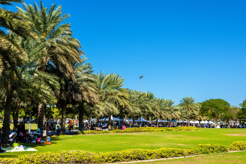 Amusing Parks In Dubai To Stroll With Your Family & Friends