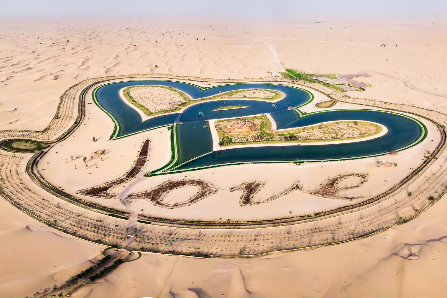 LOVE LAKE DUBAI